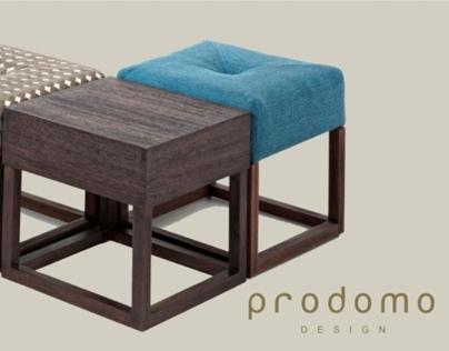 Catálogo Prodomo Design 2013