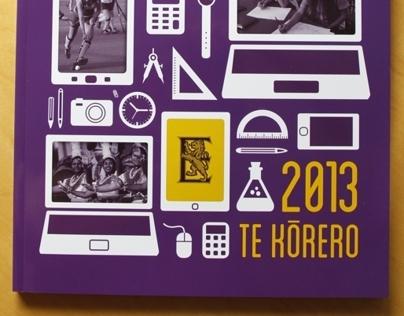 Epsom Girls Yearbook 2013