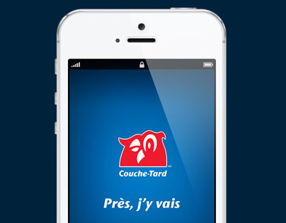 Application Mobile Couche-Tard