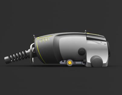 Freelance ultrasonic imager