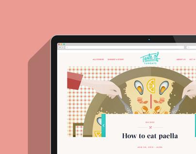 Paella recipe & instructions