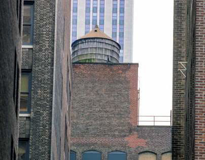 NY Water Towers With Guest Star, ESB