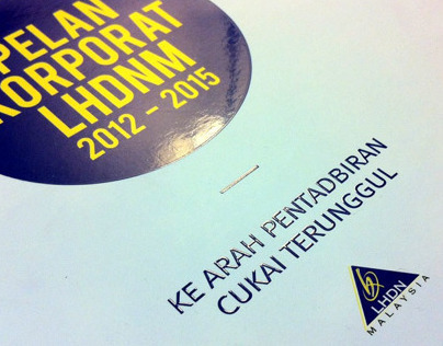 LHDN Pelan Korporat (2012)