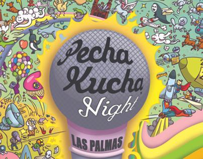 Pecha Kucha Night 10 Las Palmas
