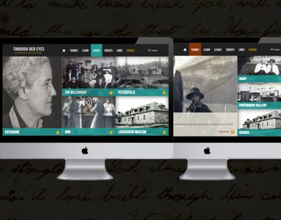 Katharine McLennan Website