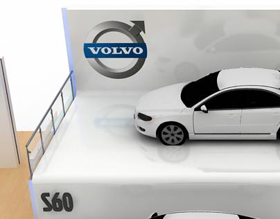 Volvo - Stand Motorshow 2012