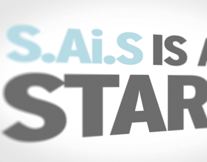 S.Ai.S - Intro (Typography Video)