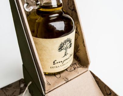 Empeltre Olive Oil Package