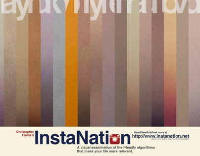 InstaNation. What is our new relationship with photos?