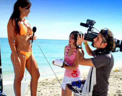 "TV Show ""CheckInn TV: Las Terrenas"""