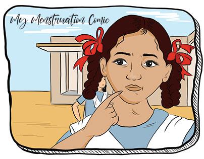 My Menstruation Comic