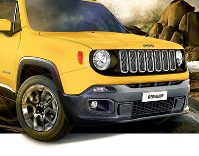 Greet the new Renegade | Two KV's | Jeep