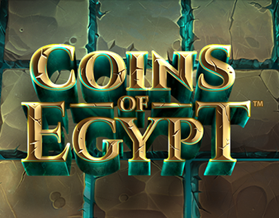 Coins of Egypt - the NetEnt Production