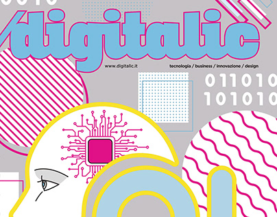 Cover Digitalic Magazine /12/2020 _n.101