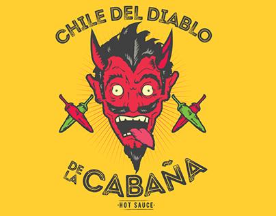 Chile del Diablo de la Cabaña / Branding