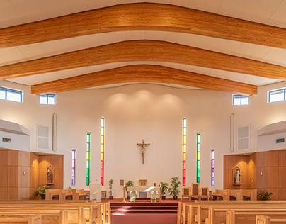 St Paul Church.