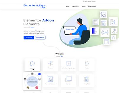 Elementoe Addon Element
