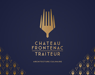 Château Frontenac Traiteur - Image de marque