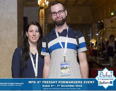 MFN Dubai 2016 Freight Forwarders Event ( City Tour )
