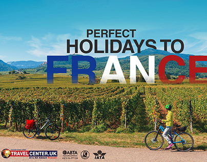 Perfect holidays to France