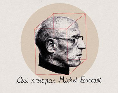 Ceci n'est pas Michel Foucault