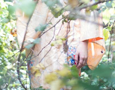La Geisha que reinaba en el bosque del olvido