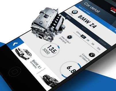 Car Daily app v2