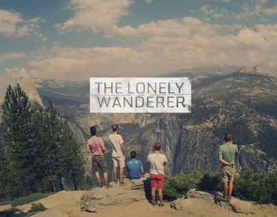 the lonely wanderer