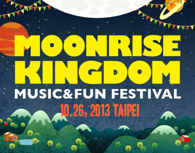 Moonrise Kingdom Music&Fun Festival 2013