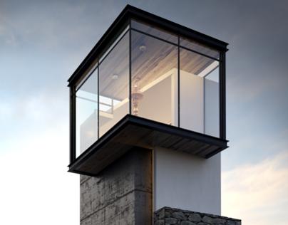 Chapel Lighthouse