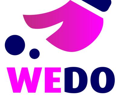 Logotipo - WEDO Limpezas