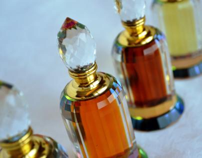 Arabic Perfumes Website