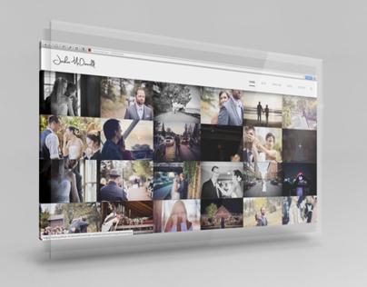 Joshua McDonald Photography Website