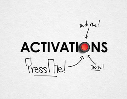 ACTIVATIONS