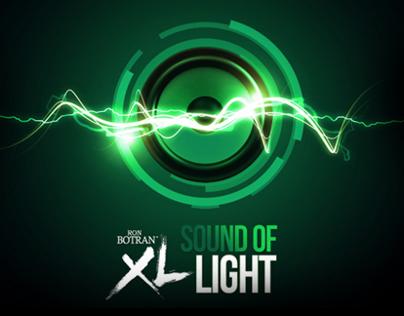 Ron Botran XL Sound of Light Party