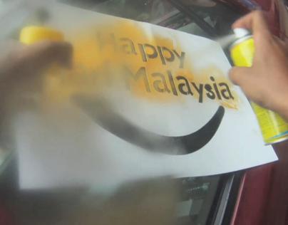 Etiqa Smile For A United Malaysia (2012)