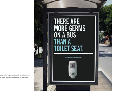Uber Ambient Campaign