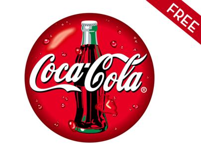 Coca-Cola Book (free Vector Essay)