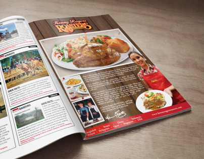 Kenny Rogers Roasters Print Ads (2012)