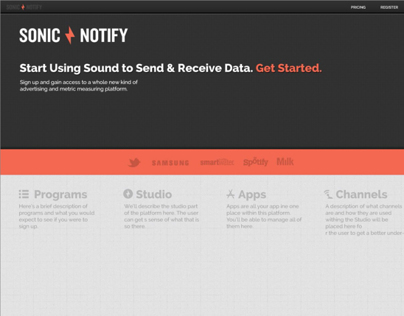 Sonic Notify Studio w/Annotations