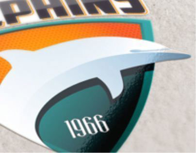 Miami Dolphins Rebranding