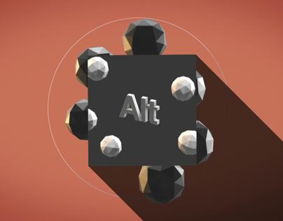 Elma+Alt+Shift - Logo Animation