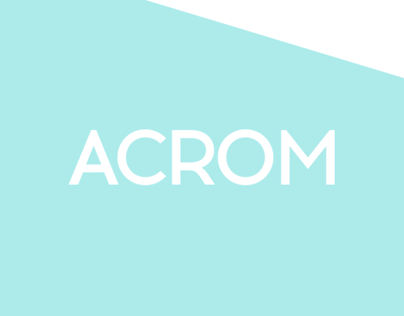 Acrom - Font Family