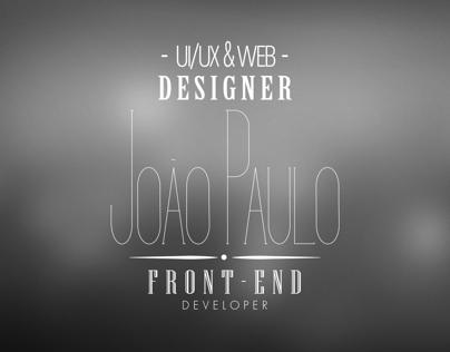João Paulo // self branding