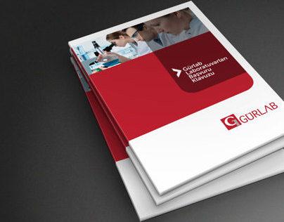 Gurlab Laboratories Pathology Test Catalog Design