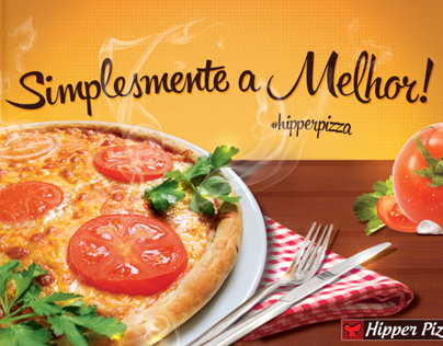 Menu Hipper Pizza