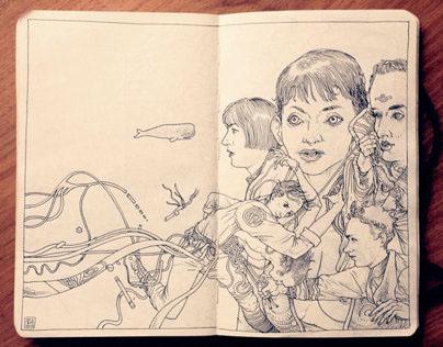 2.2 Sketchbook 2013