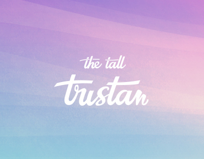 Welcome to TheTallTristan — part 1