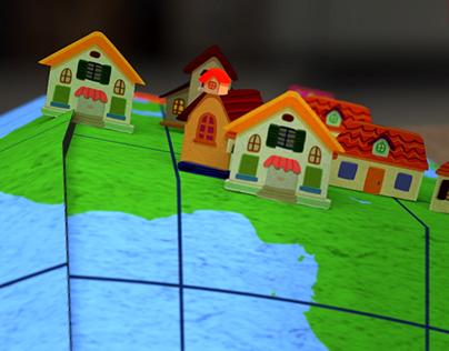 FYI 'Tiny House Global' pop-up spot