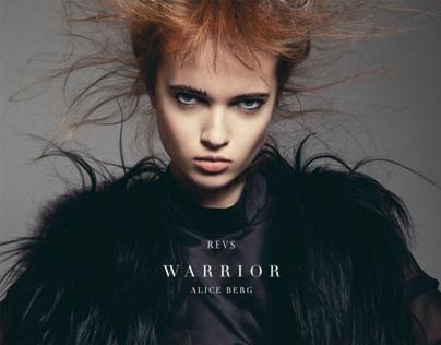 Warrior for Revs mag